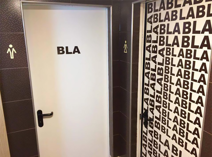 102 Of The Most Creative Bathroom Signs Ever