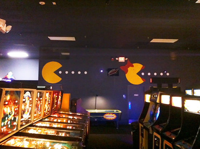 Our New Bathroom Signs At The Pinball Wizard Arcade