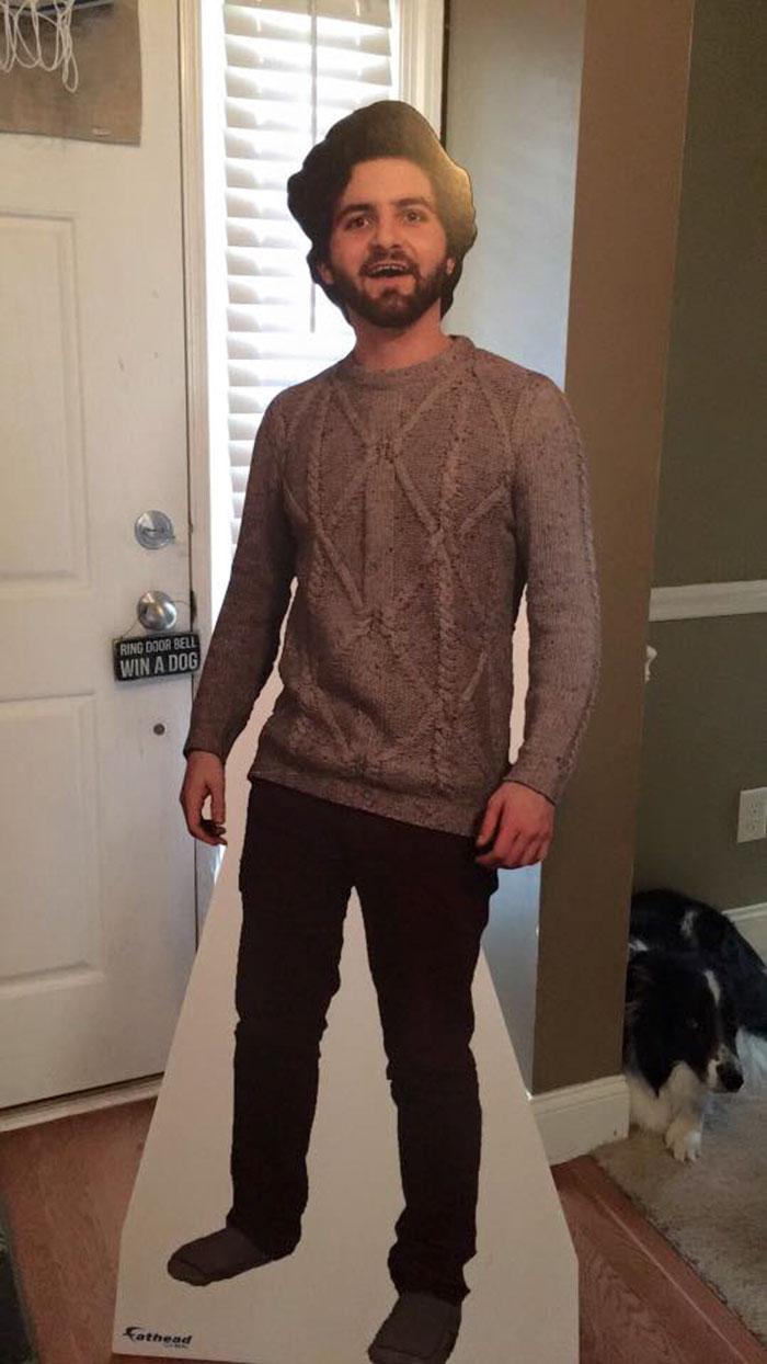 Ryan Ross Life Size Cutout