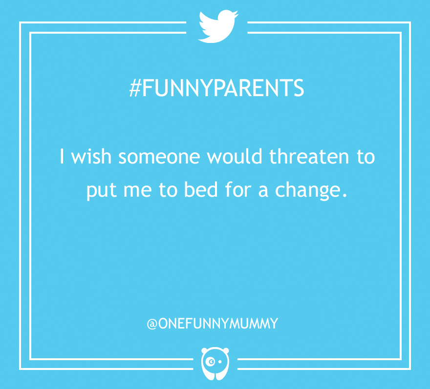 Funny Parenting Tweets