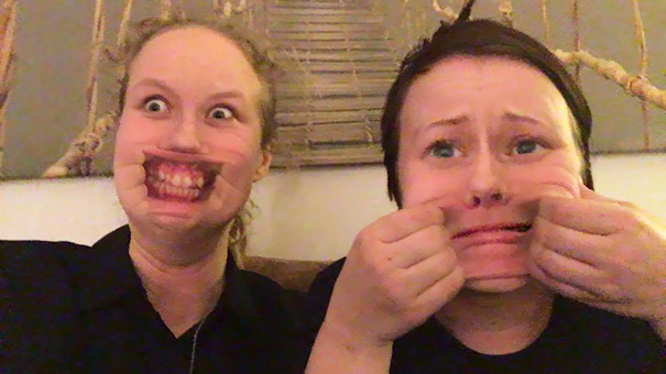 Me And My Friends Face Swap Went Horribly Right