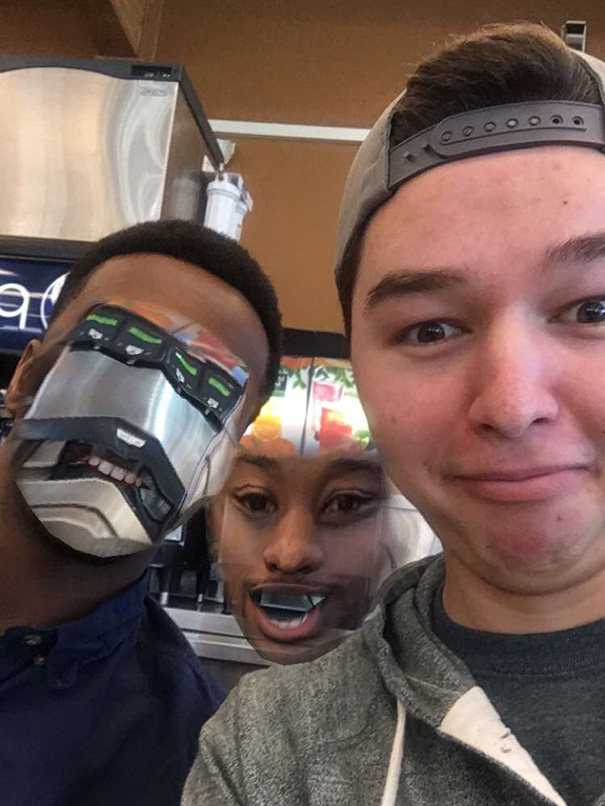 Snapchat's New Face Swap Feature Might Be A Little Flawed