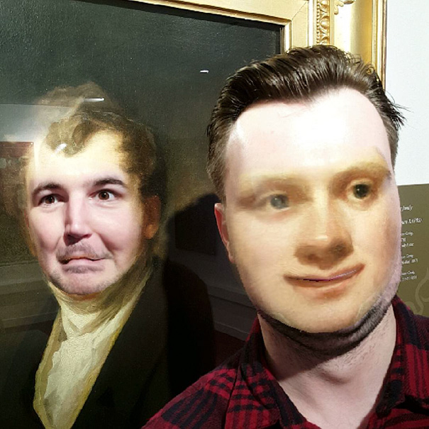 Face Swap With Painting