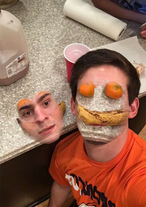 Took Face Swap To A Whole New Level