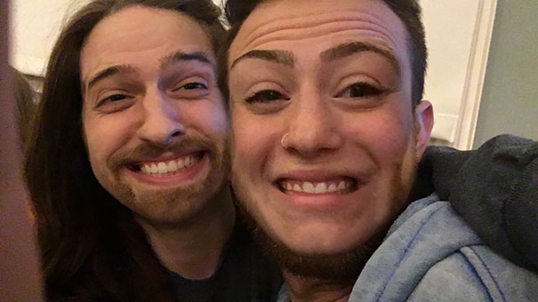 My Boyfriend And I Tried Snapchat's Face Swap And The Results Were Legendary