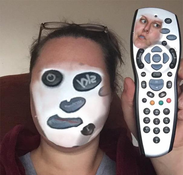 I Look A Bit Like A Drunk Panda
