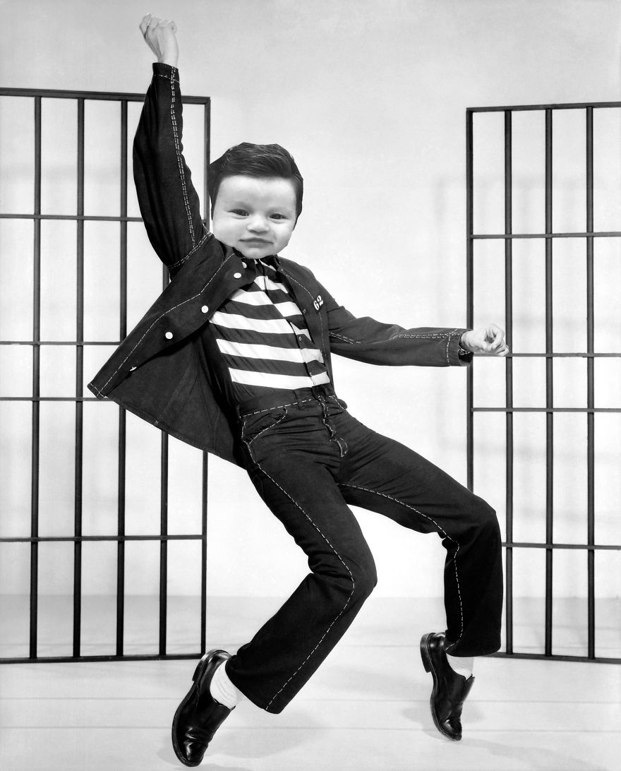 Dancin' To The Jailhouse Rock