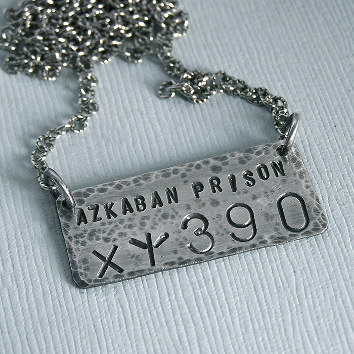 Azkaban Prison Necklace