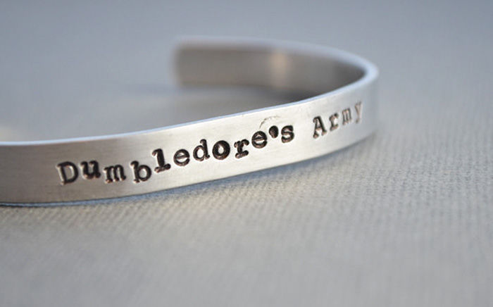 Dumbledore's Army Bracelet
