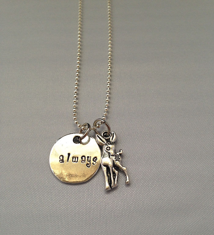 Harry Potter Inspired Snape Necklace