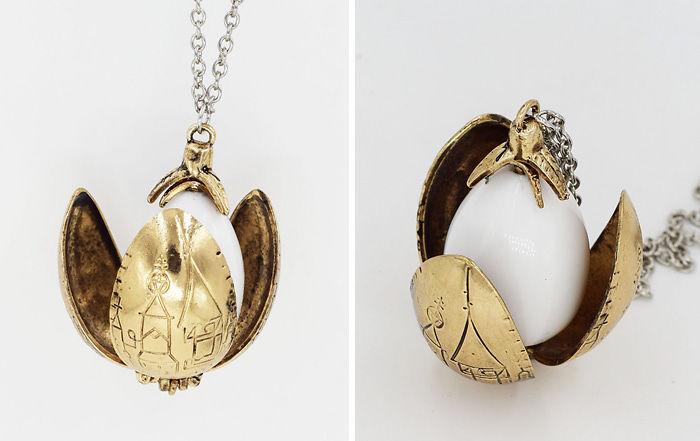 Cedric Diggory Triwizard Tournament Golden Egg