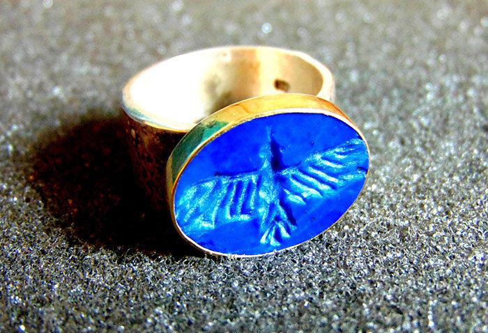 Ravenclaw Graduation Ring