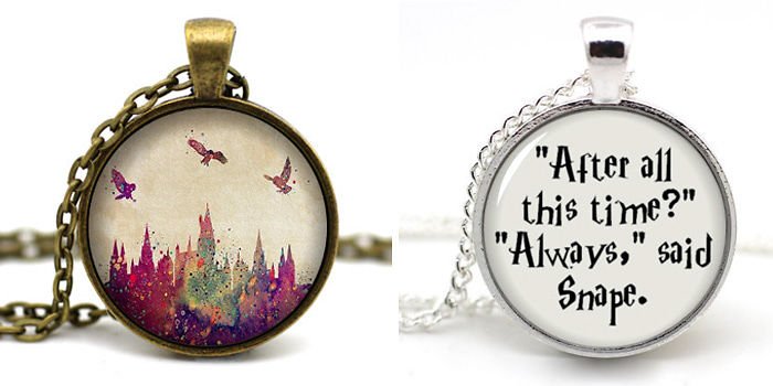 Hogwarts Necklaces