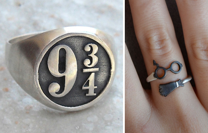 84 Harry Potter Jewelery Pieces To Show That You're Still Waiting For Your Hogwarts Letter