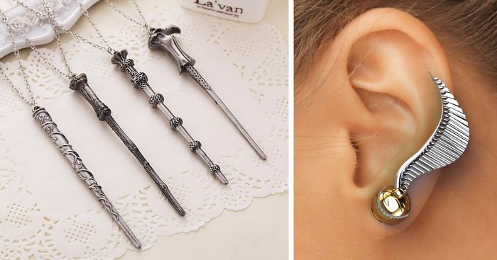 23+ Harry Potter Jewelery Pieces To Show That You're Still ...