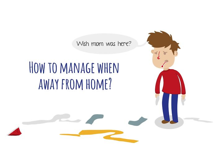 How To Manage When Away From Home?