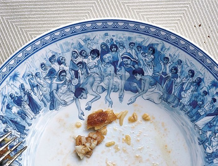 Hunger Plate: Social Issue Ad Reminds That Even A Little Can Help A Lot