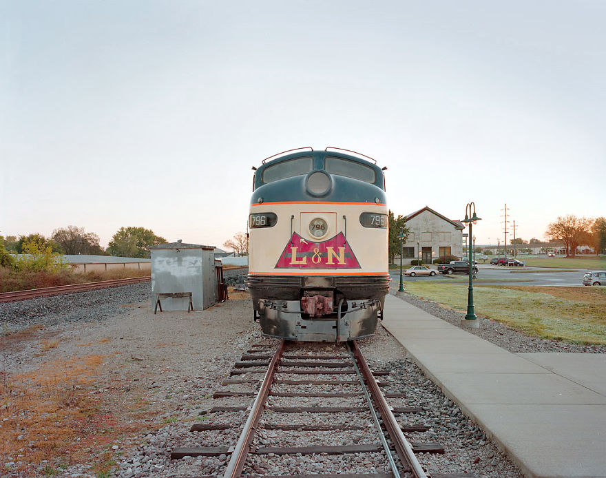 I Am Traveling All Over The United States To Photograph Streamlined Locomotives