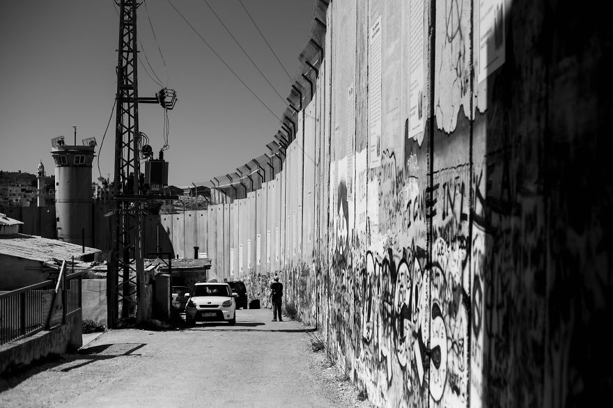 I Captured The Contrasts Of The Holy Land Israel and Palestine