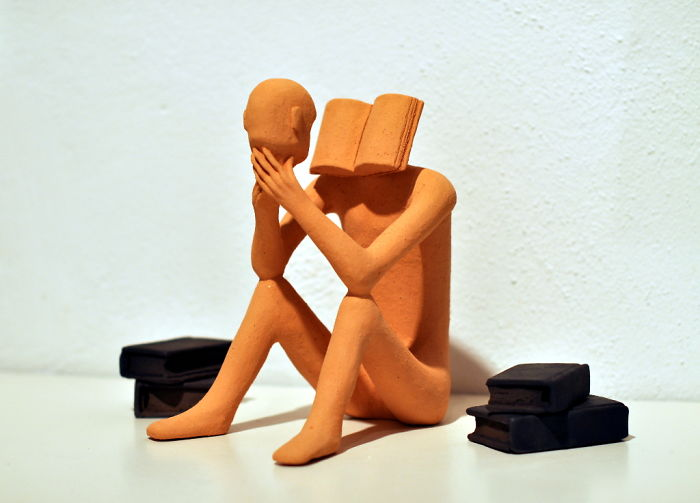 I Create Surreal Sculptures Of Human Body To Express Myself