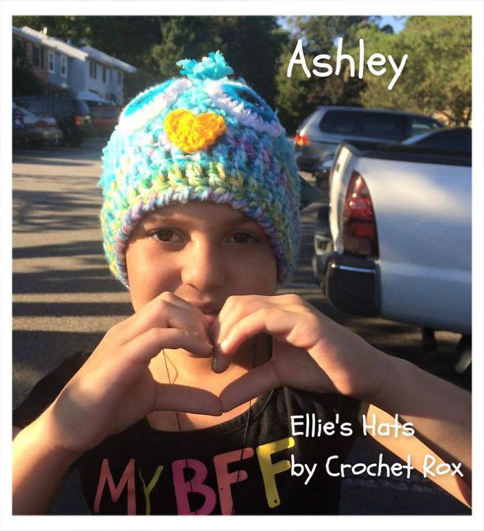 I Crochet Hats For A Non Profit Called Ellie's Hats