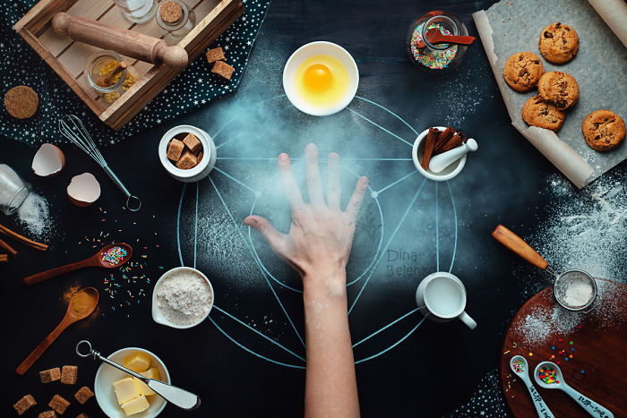I Depict The Alchemy Of Cooking In My Photos
