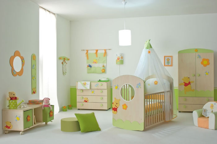 I Love Home Decor And I Made A Collection Of Baby Girl Bedroom Themes