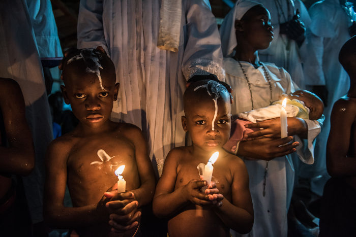 I Photographed Easter Celebrations With Legio Maria Church