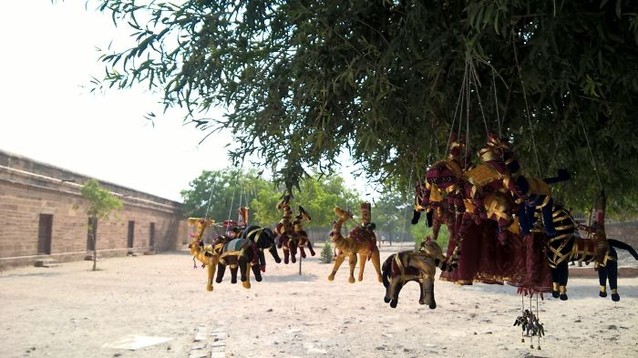 I Photographed Puppets Around Rajasthan