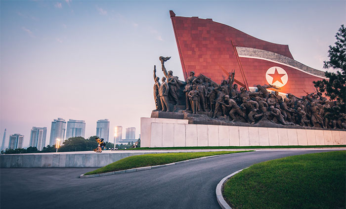 I Spent 12 Days In North Korea And Took These Panoramic Shots Of The Socialist Nation