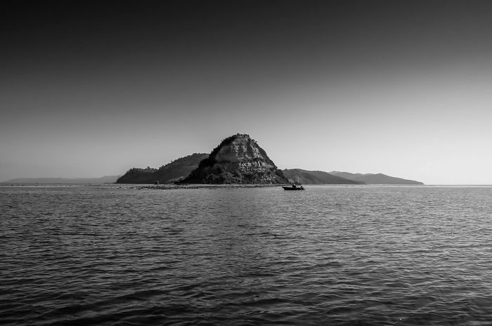 I Told A Photo Story About Albania In Black And White