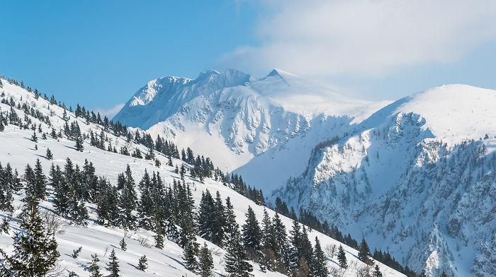 I Visited The Frozen Landscape Of Karavanke Mountains