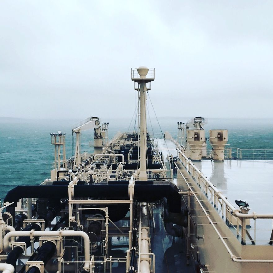 Lng Carrier Meridian Spirit - My Office