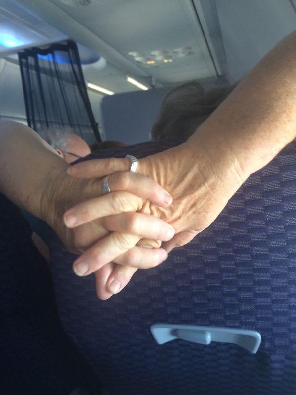 Gramma Hands....
