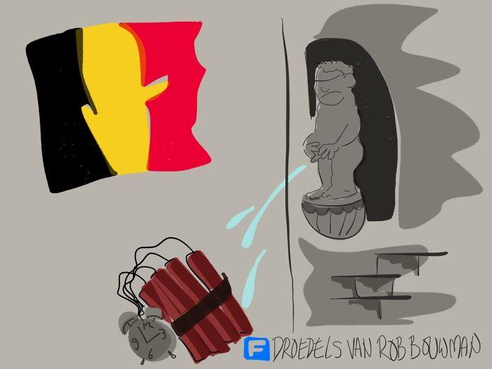 Brussel Brand