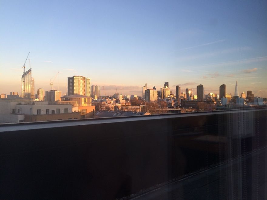 London From My Desk