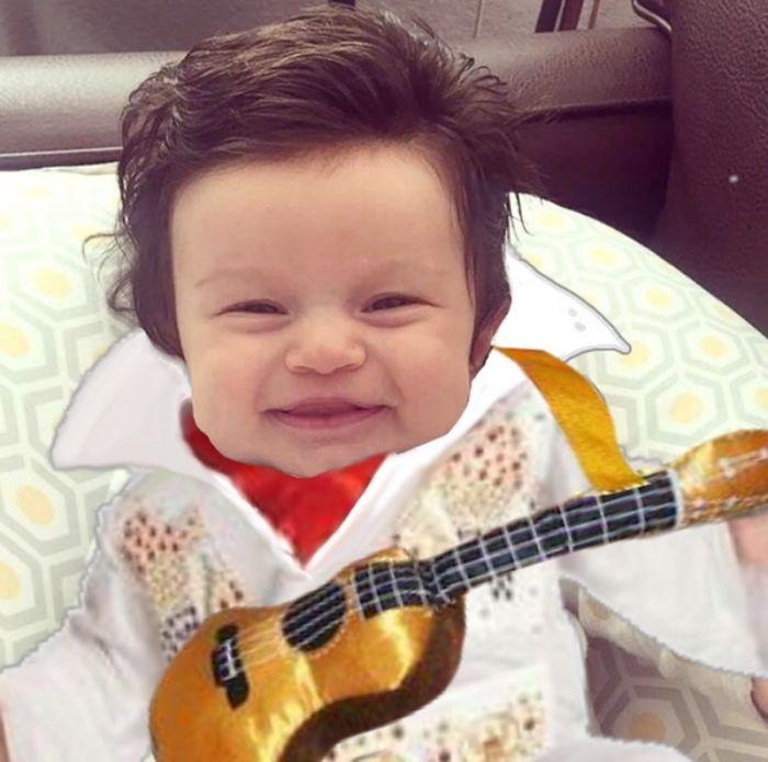 Elvis Re-entered The Building…