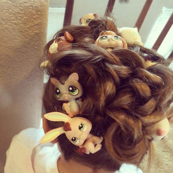 Lps Hair