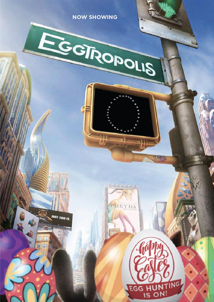 Eggtropolis