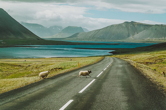 I've Been Capturing Icelandic Roads For 16 Months