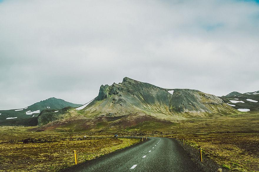 I've Been Capturing Icelandic Roads For 16 Months