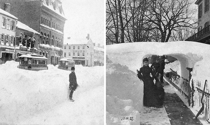 On This Day in 1888, America Experienced One Of Its Worst Blizzards Ever