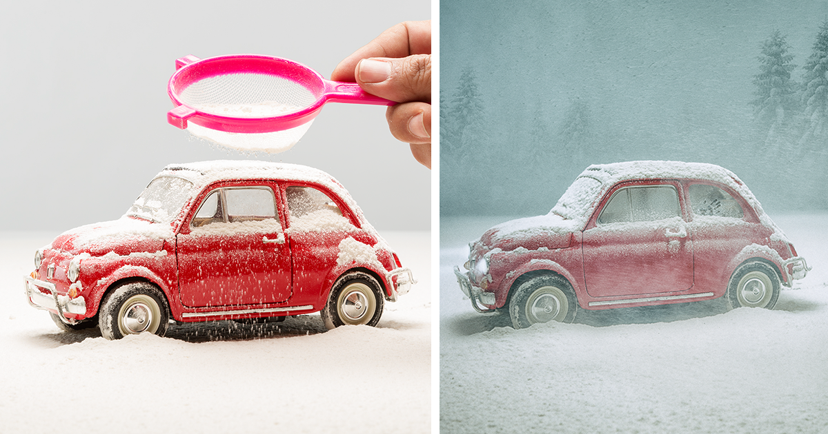 Photographer Captures Small Toys With Big Imagination