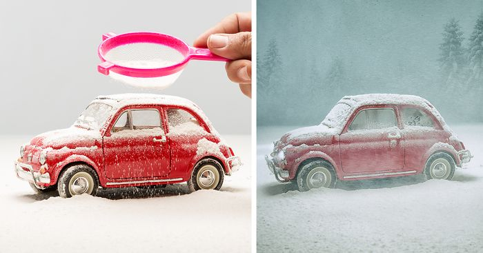 Photographer Captures Small Toys With Big Imagination Bored Panda