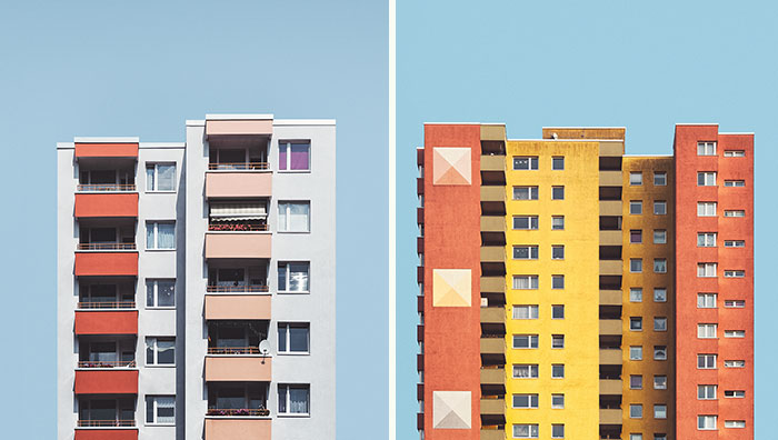 Berlin's Minimalist Post-War Architecture