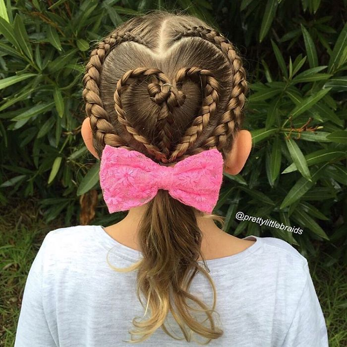 Mom Braids Unbelievably Intricate Hairstyles Every Morning Before School Bored Panda