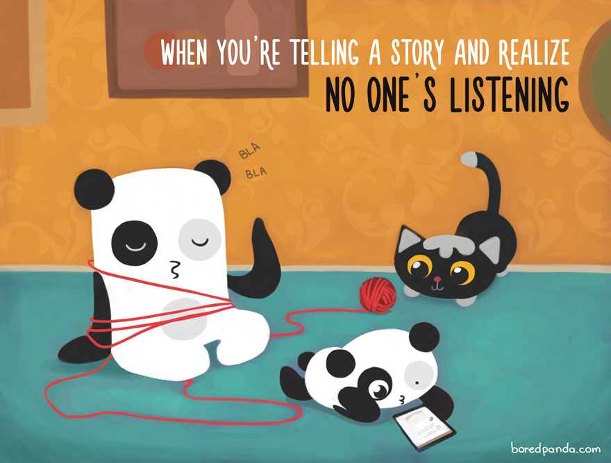 33 First World Problems Illustrated | Bored Panda