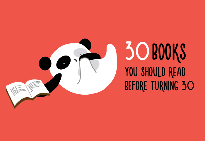62 Books You Should Read Before Turning 30