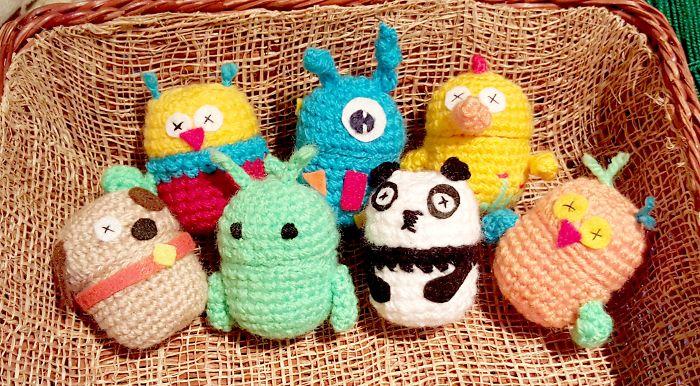 My Tiny Crocheted World