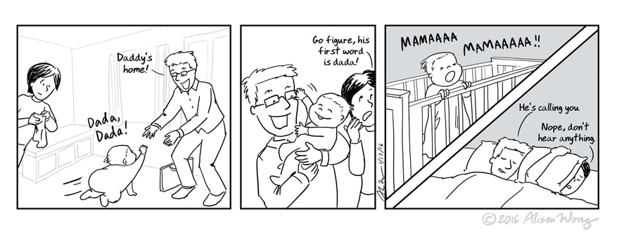 New Mom Comics